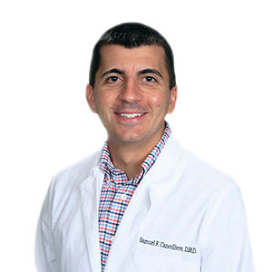 Click here to read about Dr. Sam Cancelliere