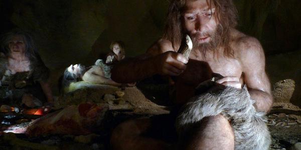 neanderthal plaque